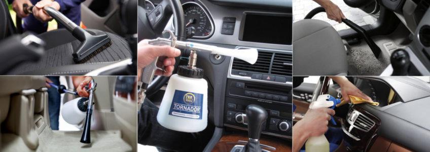 Химчистка салона авто в Минске